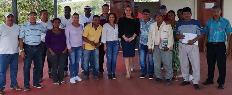 REUNIÓN PARA LA RE-APERTURA DE ESCUELAS DE LA COMUNIDAD.